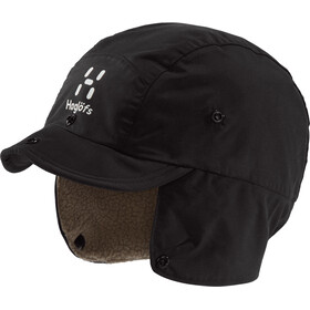 Haglöfs Mountain Cap true black/dune